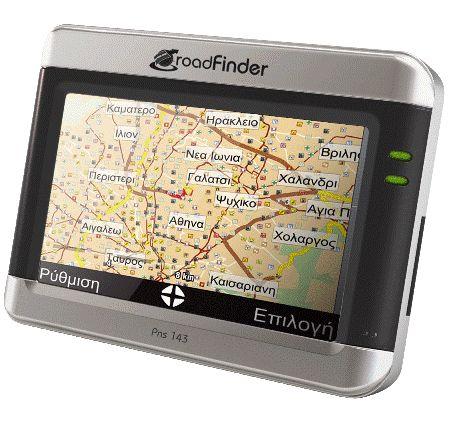Roadfinder 143