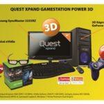 Quest Xpand Gamestation Power 3D
