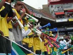 SoccerFans_Vuvuzelas
