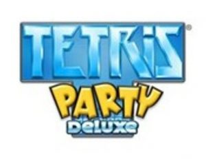 tetris party deluxe logo