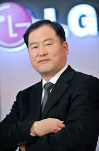 LG Hellas CEO Don Kwack