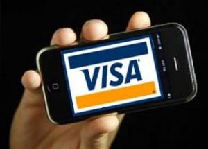 visa mobile iphone