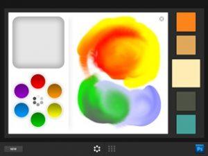 Adobe Color Lava_canvas