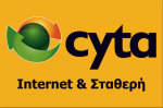 Cyta logo internet&statheri