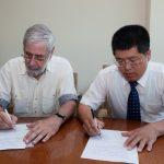 Συνεργασία ΕΚΤ-ISTIC Κίνας