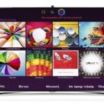 Samsung Smart TV F7000 & F8000