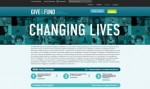 GIVE&FUND_homepage