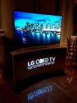 Photo 3 - LG Curved OLED TV