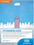 OTE Business cloud