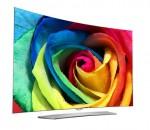 LG Art Slim CURVED 4K OLED TV