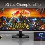 Η LG χορηγεί το «League of Legends»