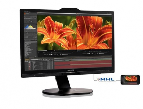 Νέα οθόνη Philips 4K UHD και στις… 23,8 ίντσες!