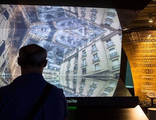 Η Cosmote «δίπλα» στην έκθεση Digital Revolution