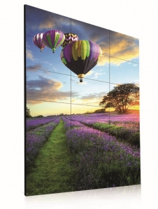 LG Worlds narrowest Video wall 55VH7B_3