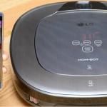 LG CordZero: Νέα σκούπα με «augmented reality»