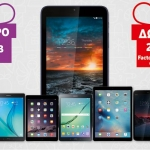 Vodafone: Χmas προσφορές με tablets από 79€!