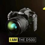 Νέα DX-format D500 από την Nikon