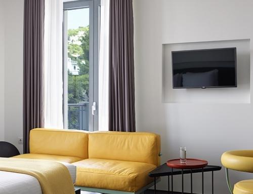 Το Domotel Kastri εξοπλίζεται με LG TVs