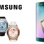 Βραβεία για Galaxy S6 Edge & Gear S2 στο MWC '16