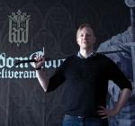 Ο PR manager της Warhorse Studios, Tobias Stolz-Zwilling.
