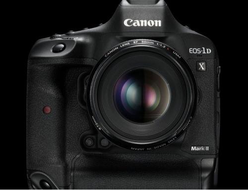Η Canon EOS-1D X Mark II είναι εδώ!
