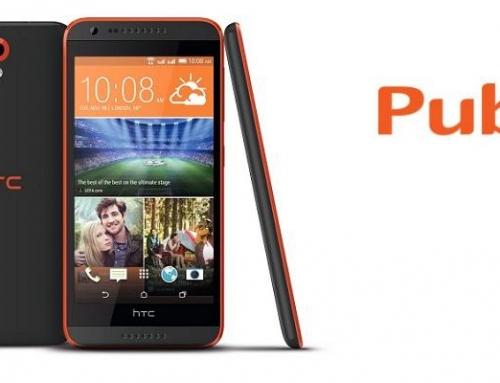 Αποκλειστικά στα Public το HTC Desire 620G