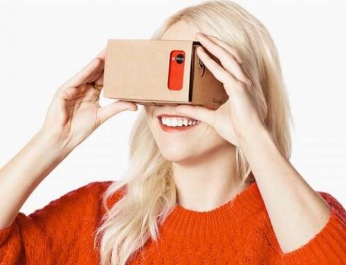 Δώρο Cardboard VR γυαλιά από τα Public