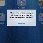 Πότε ένα καλώδιο για iPhone/iPad δεν είναι πιστοποιημένο;