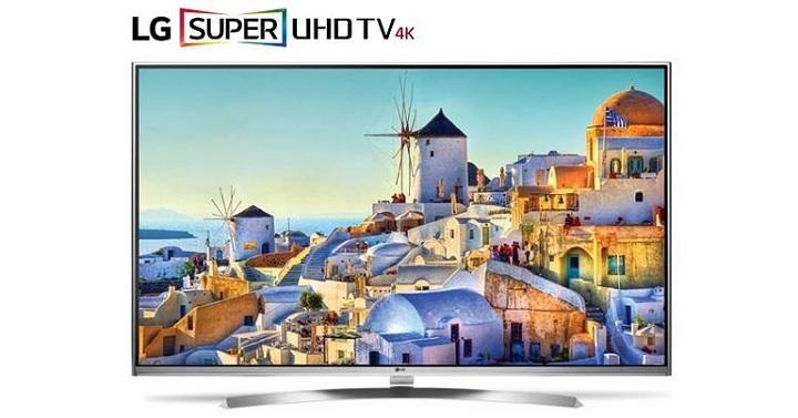 LG SUPER UHD TV -UH 85