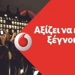 Roaming χωρίς επιπλέον κόστος με Vodafone Red