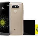 Γερμανός: Πρώτη επαφή με το LG G5 & Friends!