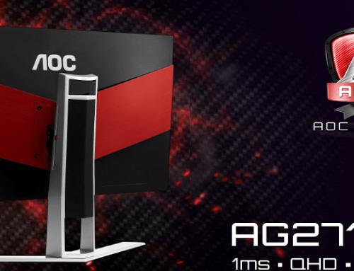 Η πιο premium QHD οθόνη της AOC για gamers!