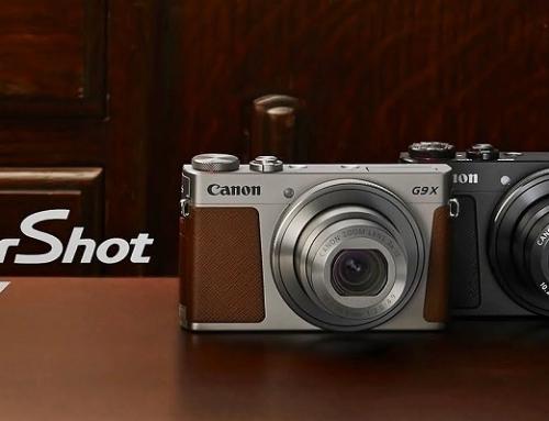 Βραβείο design για την Canon PowerShot G9 X