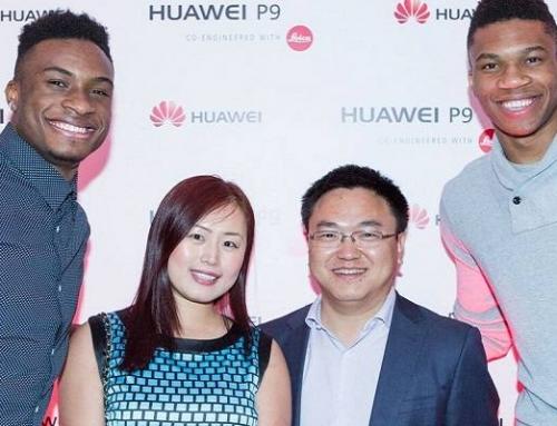 Εντυπωσιακό event για το νέο Huawei P9!