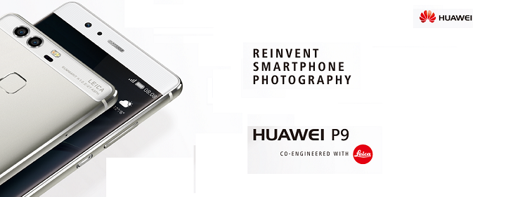 Huawei_P9_Reinvent smartphone photography