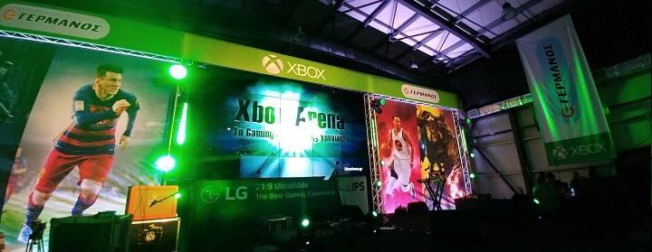 LG@Xbox Arena Festival photo 3