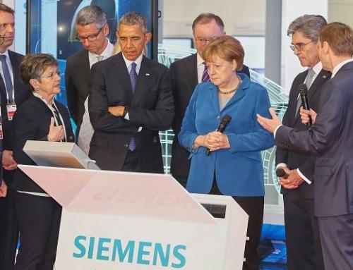Η Siemens προς τo όραμα «Industrie 4.0»