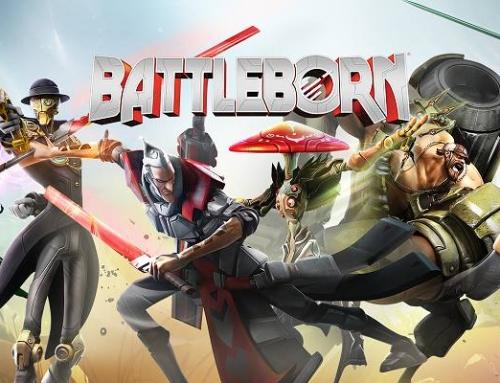 Διαθέσιμο διεθνώς το Battleborn…