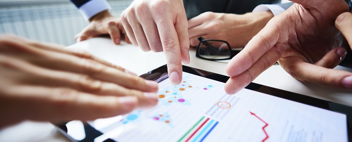 Business team choosing new place of affiliate enterprise