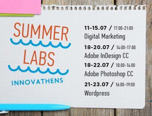 Innovathens Summer Labs