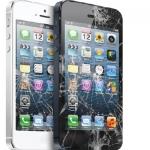 Τι κάνω με τη σπασμένη οθόνη iPhone;