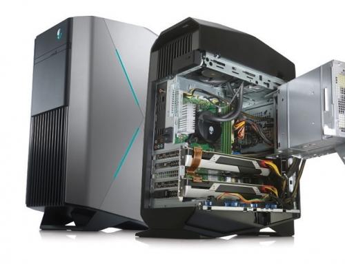 Η Alienware λανσάρει το Aurora desktop