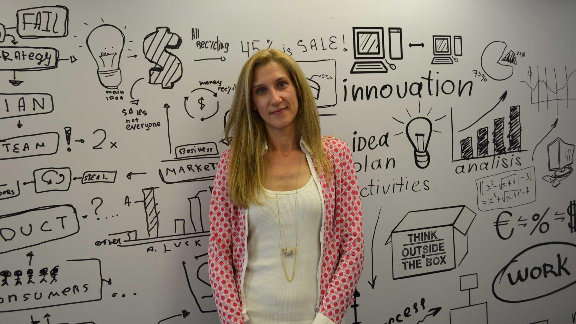 Ηλέκτρα Καραμανωλάκη, terminals senior product go to market manager της Vodafone