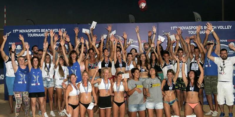 beach volley nova 2016 all winners