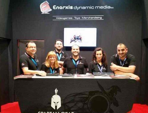 Η Enarxis Dynamic Media μόνη Ελληνική εταιρεία στην Gamescom