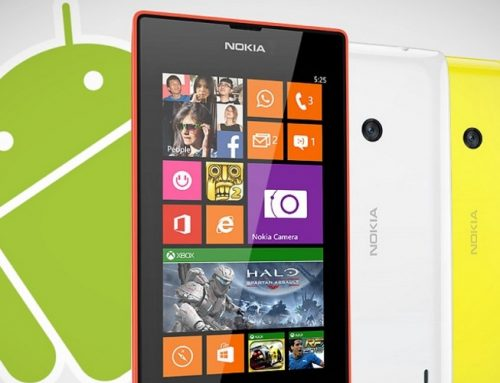 Android 6.0 Marshmallow στο Nokia Lumia 525 !