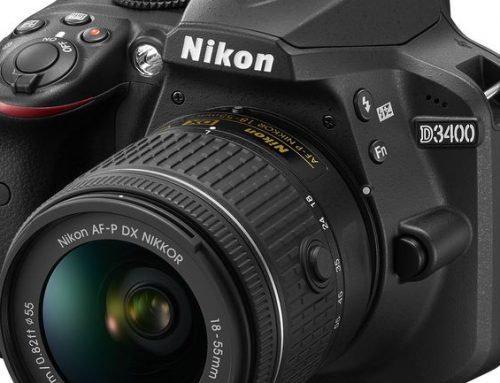 Τραβήξτε φωτογραφίες με τη νέα D3400 DSLR της Nikon