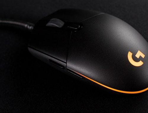 Η Logitech παρουσιάζει νέο ποντίκι Gaming