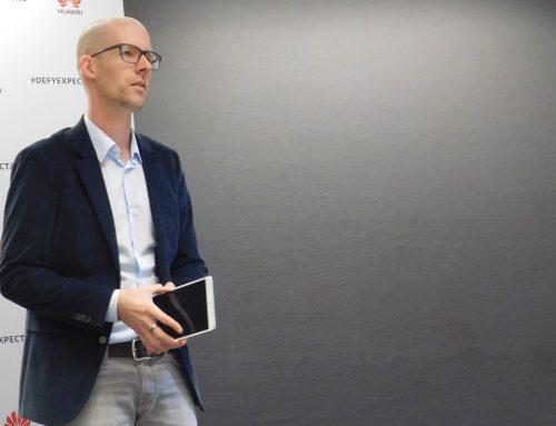 Συνέντευξη του επικεφαλής του Handset Portfolio & Planning Europe της Huawei Technologies, Arne Herkelmann