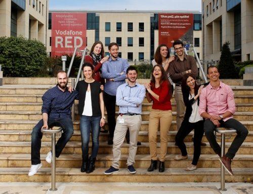 Discover Vodafone: Ευκαιρίες καριέρας σε νέους